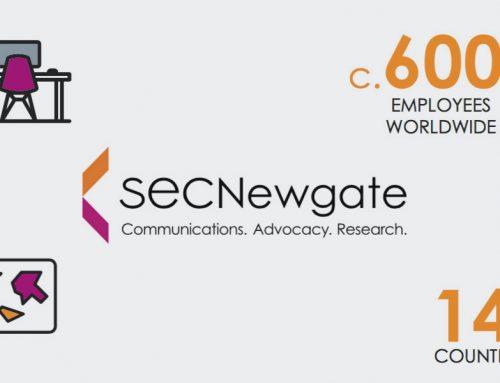 Gründung der SEC Newgate S.p.A.