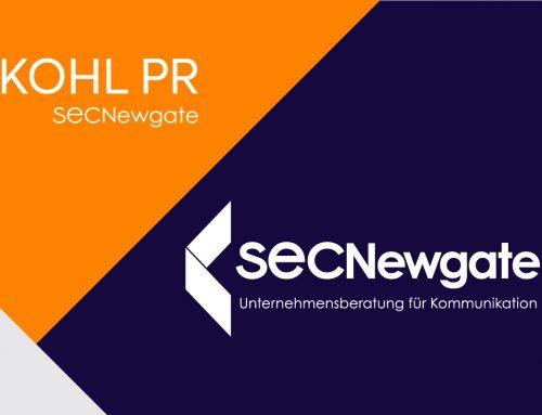 Alles neu macht der Mai: Kohl PR wird SEC Newgate Deutschland